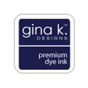 Gina K Designs Ink Cube - Blue Denim