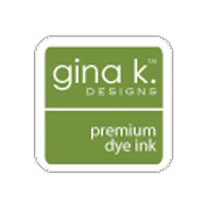 Gina K Designs Ink Cube - Grass Green