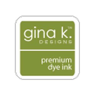 Gina K Designs Ink Cube - Jelly Bean Green