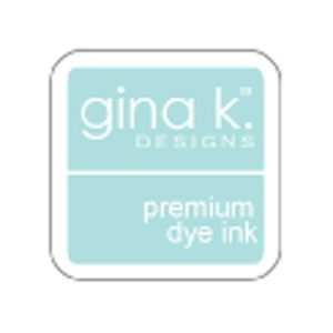 Gina K Designs Ink Cube – Sea Glass