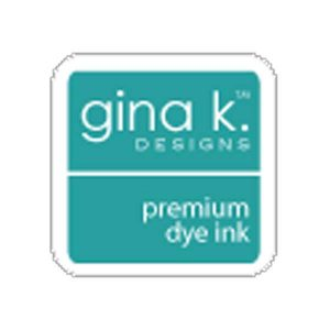 Gina K Designs Ink Cube – Turquoise Sea