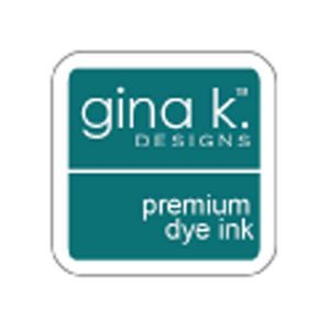 Gina K Designs Ink Cube - Tranquil Teal