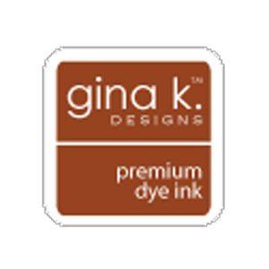 Gina K Designs Ink Cube – Warm Cocoa