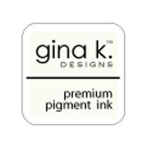 Gina K Designs Ink Cube - White Pigment