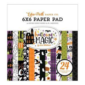 Echo Park Paper Co. Paper Pad - Halloween Magic