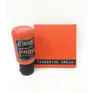 Dylusions Blendable Acrylic Paint – Tangerine Dream class=