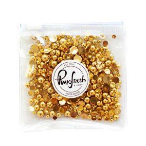 Pinkfresh Studio Jewels: Gold