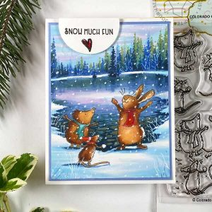 Colorado Craft Company Get Together Stamp class=