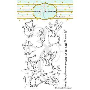 Colorado Craft Company Get Together Stamp