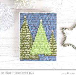 My Favorite Things Christmas Greetings Background class=