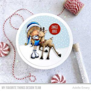 My Favorite Things TI Jingle Hugs Stamp Set class=