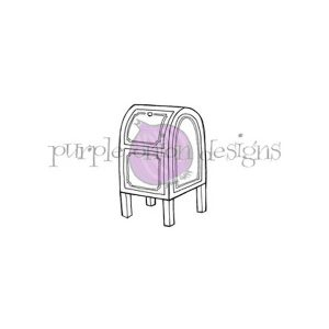 Purple Onion Designs Mailbox stamp