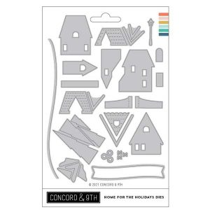 """Concord & 9th Home For The Holidays Stacks Dies <span style=""""color:red;"""">Reserve – more on the way</span>"""