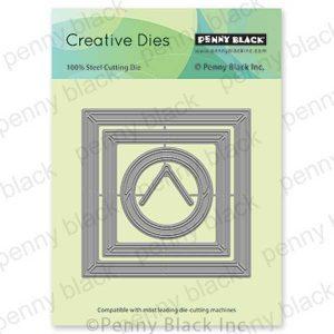 Penny Black Framed Creative Dies