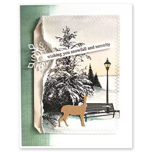 Penny Black Harmony With Nature Die Set class=