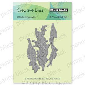 Penny Black Blustery Creative Dies