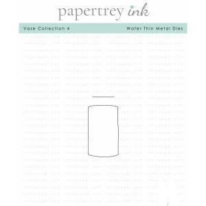 Papertrey Ink Vase Collection 4 Die