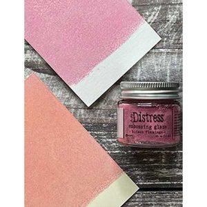 Tim Holtz Distress Embossing Glaze - Kitsch Flamingo class=
