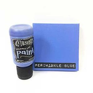 Dylusions Blendable Acrylic Paint – Periwinkle Blue class=