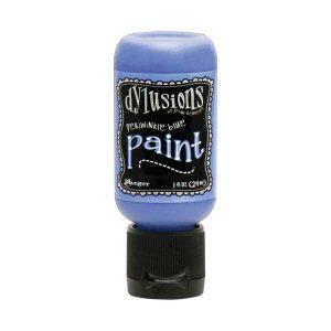Dylusions Blendable Acrylic Paint – Periwinkle Blue
