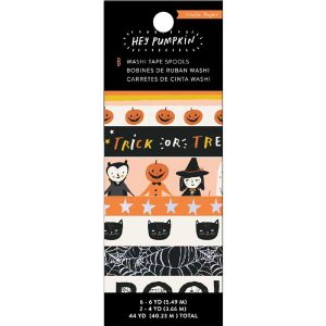 American Crafts Hey Pumpkin Washi Tape Collection