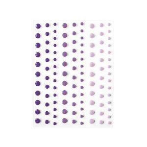 Hero Arts Enamel Dots - Purples