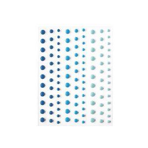 Hero Arts Enamel Dots - Blues