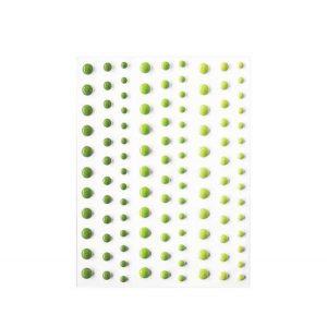 Hero Arts Enamel Dots - Greens