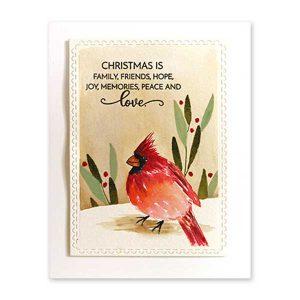 Penny Black Christmas Greetings Stamp Set class=