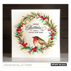 Penny Black Nature Sings Stamp Set class=