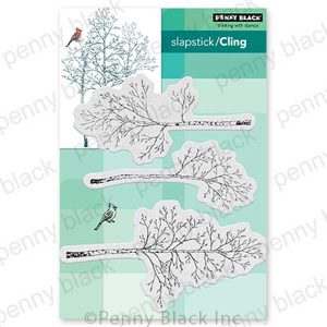 Penny Black Woodsy Stamp Set