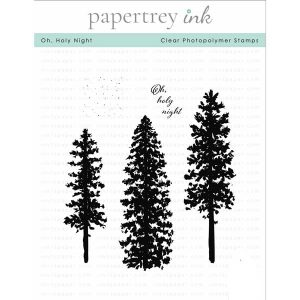 Papertrey Ink Oh, Holy Night Stamp