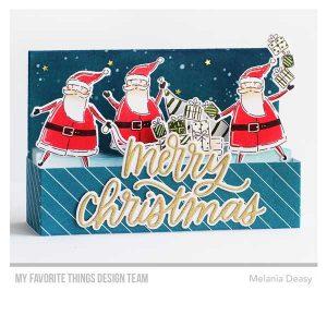 My Favorite Things Merry Christmas Die-namics class=