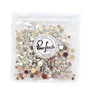 Pinkfresh Studio Jewels: Silver
